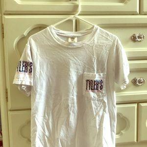 Tyler's t-shirt!!